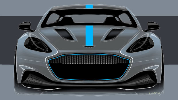 Aston Martin Takes on Tesla for Title of Fastest Electric Car -- Here Are the Other Challengers