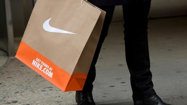 Video: Jim Cramer on What Foot Locker's Earnings Mean for Nike and Under Armour