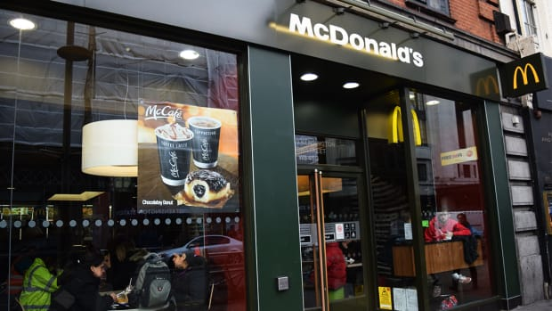 McDonald's CEO Steve Easterbrook Is Blowing Minds