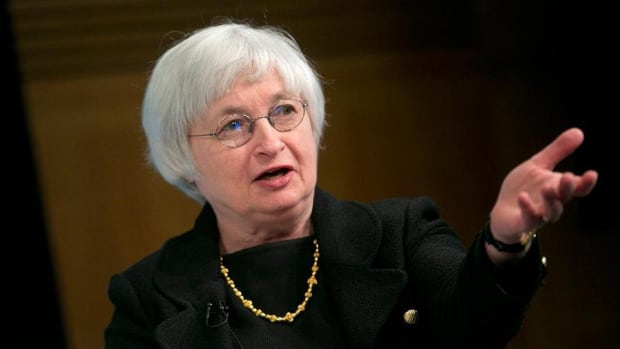 U.S. Dollar Hits one Month High Ahead of Fed Chair Yellen Speech