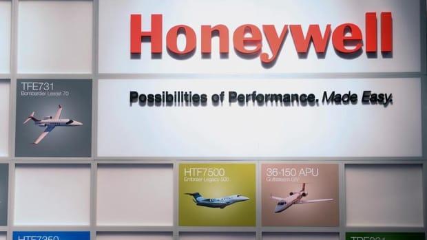 WATCH: Jim Cramer on Honeywell vs. General Electric