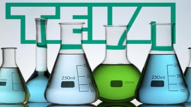 Why Teva Pharmaceuticals Shares Are Losing Steam