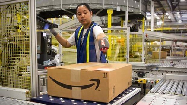 6. Colin Sebastian, Baird: Amazon