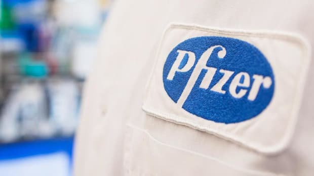 Jim Cramer on Citigroup's Downgrade of Pfizer