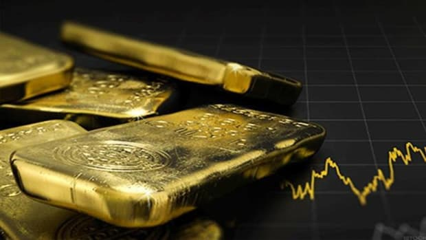 Gold is Glittering Right Now