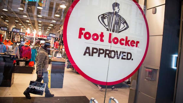 Foot Locker Is a Really Good Company, Jim Cramer Says