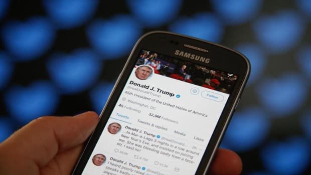 Here Are Some of Donald Trump's Most Popular Tweets From 2017