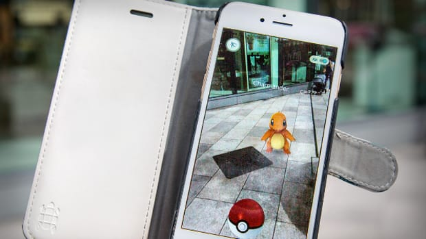21. Smartphones prove a natural home for augmented reality