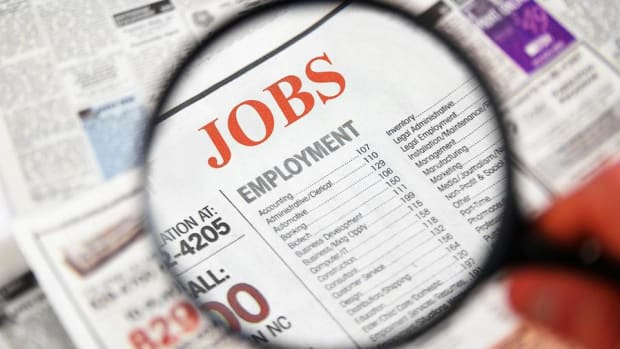 Unemployment and Jobs Report