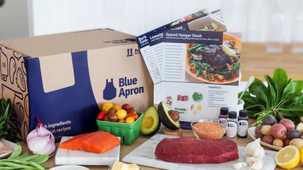 Investors Losing Appetite for Blue Apron Initial Public Offering