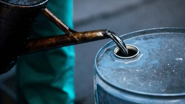 Oil Prices Did Something Unusual as Dow Hit 20,000