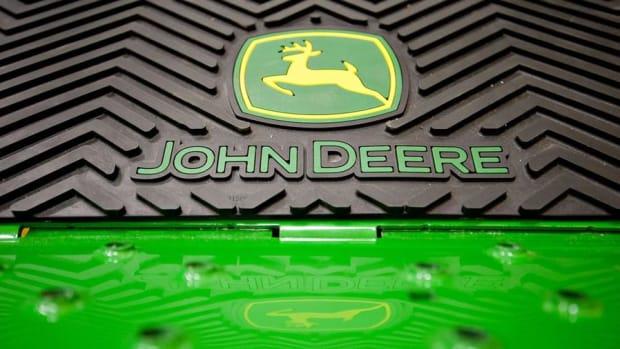 Jim Cramer: Deere Had a Very, Very Strong Quarter