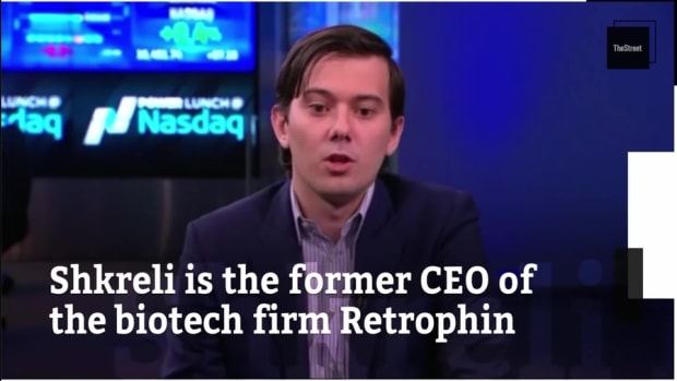 Martin Shkreli Was Just Convicted on 3 Counts of Securities Fraud