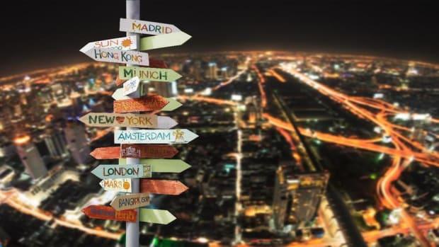 Top 5 Popular International Travel Destinations of 2017