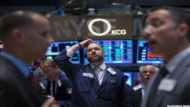 Closing Bell: Wall Street Closes in Red as Financial, Energy Sectors Drag Stocks Lower