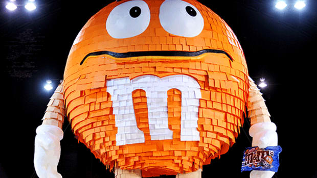 Mars Now Manufacturing M&M'S With Wind Power