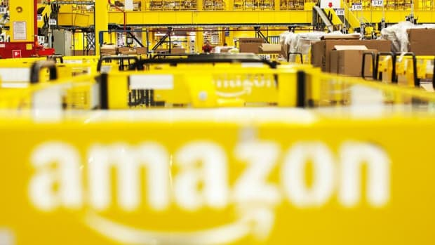 Amazon Better Not Get Cocky, Jim Cramer Says