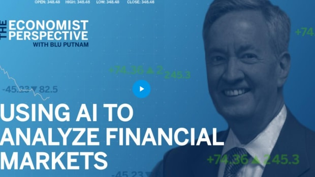 Economist Perspective:Using Artificial Intelligence to Analyze Financial Markets