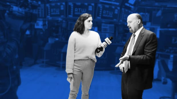 It's Merger Monday: Jim Cramer on Charles Schwab, TD Ameritrade, LVMH, Tiffany