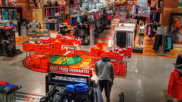 Dick's Kicks It in the Third Quarter, With More to Come