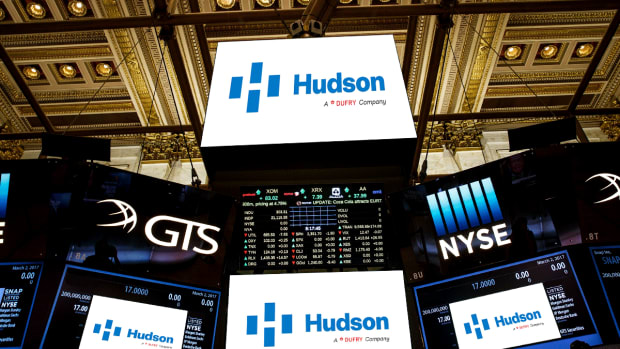 Hudson CEO on Holiday Travel, Strength of the Consumer and Technology