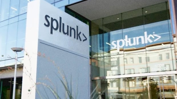 Splunk Shares Higher After Data-Analysis Firm Beats on Adjusted Net