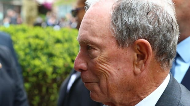 Bloomberg Officially Runs as Democratic Presidential Nominee