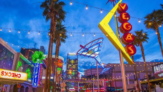 1. Las Vegas