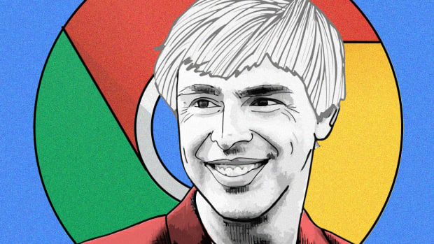 Larry Page Steps Down as CEO of Alphabet