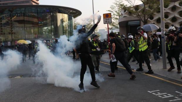 Months of protests have hurt Hong Kong's retailers. Photo: Sam Tsang