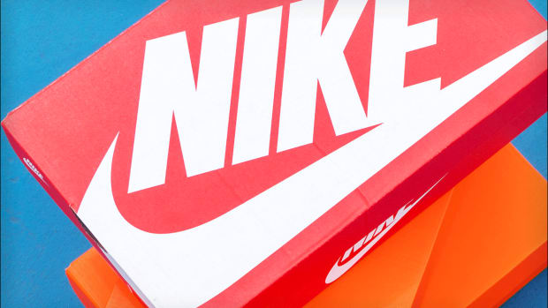 Nike Share Can Jump Higher