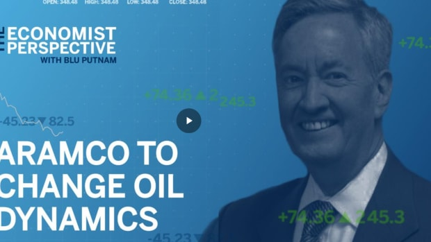 Economist Perspective: Aramco IPO Set to Reshape Oil?