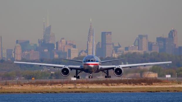 9. John F. Kennedy International Airport (JFK)