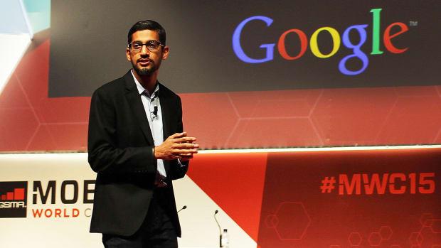 Sundar Pichai Google Alphabet CEO