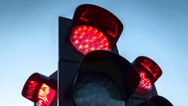 Red Light Stock Market
