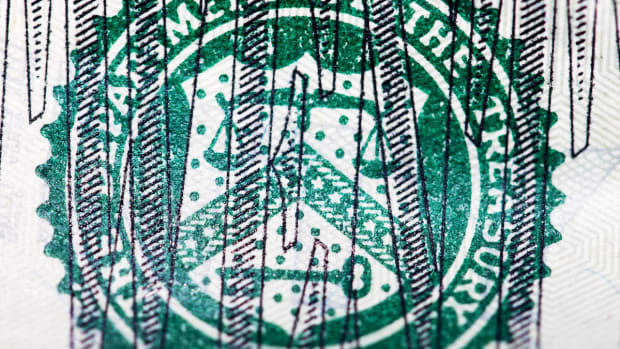 U.S. Treasury Dollar Banknote
