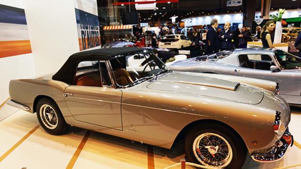 25. 1961 Ferrari 250 GT SWB California Spider