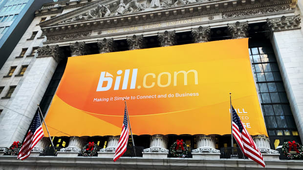 Bill.com Holdings Lead