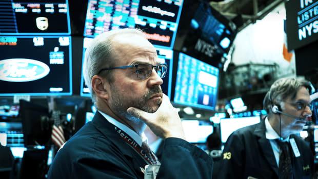 Stock Market Traders Lead