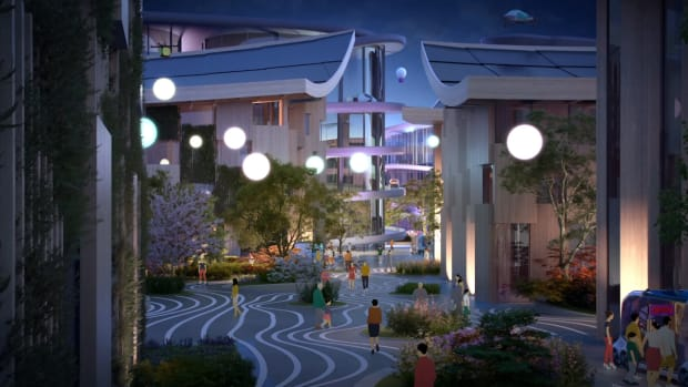 Toyota city of the future