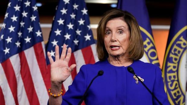 Nancy Pelosi Lead