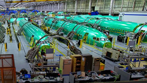 Spirit Aerosystems Lead
