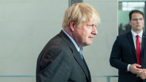 Boris Johnson Lead