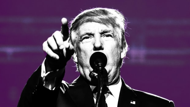 President Trump Lead