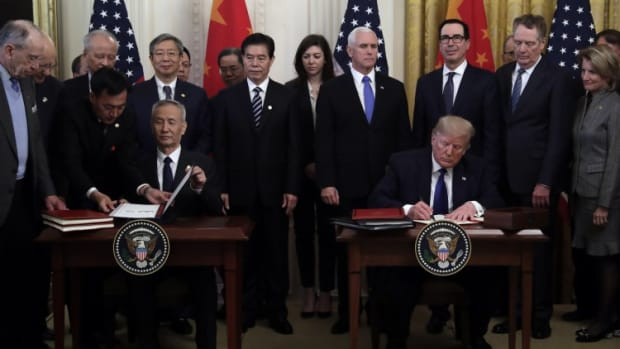 US-China Trade War Deal: Liu He Reassures Beijing's Other Partners They Will Not Lose Out