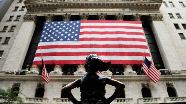 New York Stock Exchange Economy Lead