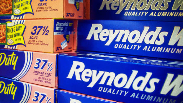 Reynolds Consumer Products Lead