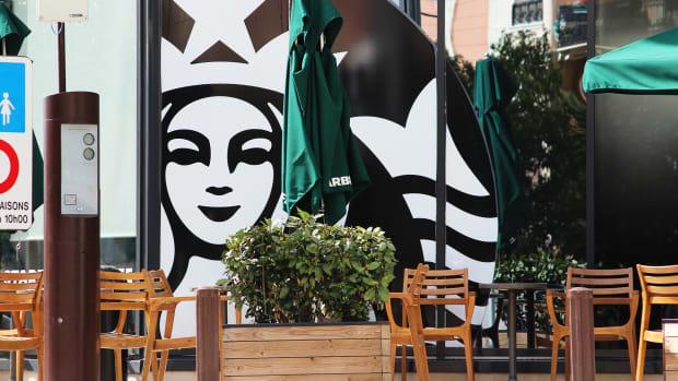 Starbucks Coffee Shop Lead