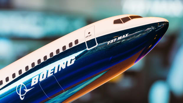Boeing 737 Max Lead