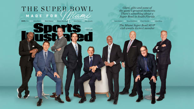 Sports Illustrated Cover 012220